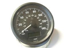 "VDO ""Viewline"" Tachometer Tacho 110mm 140mph / 220 Km/h"