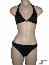 Marken  Neckholder Bikini Gr. 34 A/B schwarz NEU
