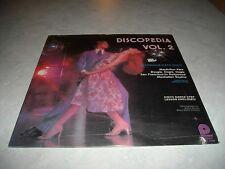 Discopedia Vol 2/Volume Two Vinyl LP Record Mirror Image Disco Dance Lesson NEW!