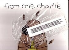 "CHARLIE WATTS ""From one Charlie"" CD Box-Set  RARE handsigniert Rolling Stones"