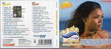ONDA LATINA 2 CD SHAKIRA AVENTURA AKON GLORIA ESTEFAN ROY PACI KAOMA BENNY MORE
