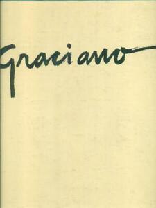GRACIANO PRIMA EDIZIONE BRAGA RUBEM EDITORA CULTRIX 1966