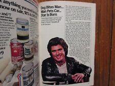 June 25, 1983 Tv Guide(David Hasselhoff/Knight Rider/Rocky Iii/Burt Reynolds)