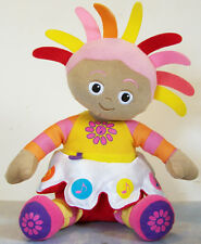 IN THE NIGHT GARDEN Play a Tune with UPSY DAISY soft DOLL