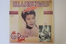 Ella Fitzgerald : Sings The Cole Porter Songbook (Double LP/ Used / Verve UK )