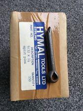 SPLIT perni, coppiglie, acciaio, 9/32 x 1 7/8, 7 mm x 48 mm, confezione da 150