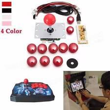Juego De Arcade Hágalo usted mismo de juego Kits de piezas de repuesto USB Codificador Para PC Joystick y botón
