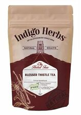 Blessed Thistle Tea - 50g - Indigo Herbs Quality Assured