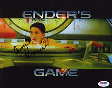 Aramis Knight SIGNED 8x10 Photo Bean Ender's Game PSA/DNA AUTOGRAPHED