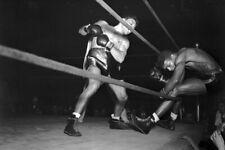 SUGAR RAY ROBINSON 46 vs JAKE LAMOTTA (BOXING) PHOTO PRINTS-KEYRINGS-MUGS