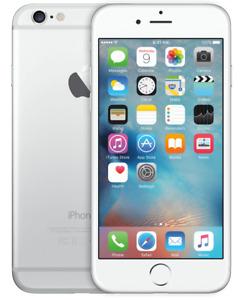 NEW SILVER VERIZON GSM/CDMA UNLOCKED 64GB APPLE IPHONE 6 PLUS PHONE KH05 B