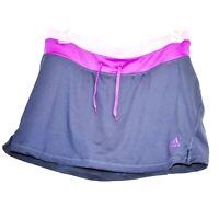 adidas Tennis Skirt Climalite Women's size M NWT Urban Sky Vivid Pink