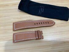 Camille Fournet Calf & Alligator Leather Watch Strap 22 x 20 OEM Patek Panerai