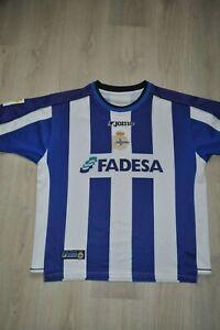 Deportivo La Coruna Home football shirt 2002 - 2003