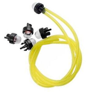 new 683974 Carburetor Carb Accessory Snap In Primer Bulb Pump Fuel Line Replace