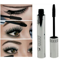 3D Fiber Waterproof Black Mascara Eyelash Natural Long Curling Lashes Extension