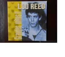 CD GRANDES MITOS II - LOU REED (1X)