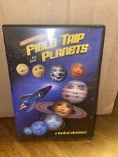 My Fantastic Field Trip To Planets - DVD - A Musical Adventure NASA Wonderscape