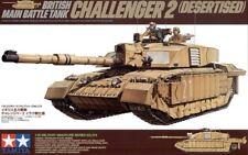TAMIYA 1/35 CHALLENGER 2 (desertised) #35274