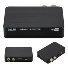 Digital TV Receiver Box DVB-T2 TV Tuner Smart Media Player Full HD1080P Mini