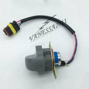 1PC New Throttle Knob Switch For Sany Excavator SY55/60/65/75/95/135/235/215-8-9