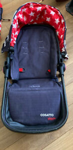 Cosatto Giggle Seat Unit All Stars prams buggy stroller spares