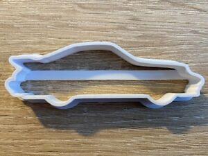 Porsche 911 Classic Retro Car Cookie  Fondant Cutter Sugarcraft Cake  3D Printed
