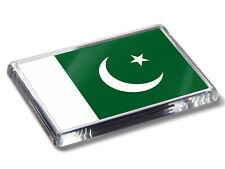 Pakistan Flag National Colours High Quality Fridge Magnet