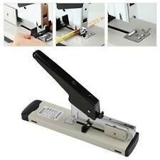 Practical 100 Sheets Heavy Duty Metal Stapler Document Paper Bookbinder  Ace