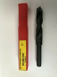 Dormer A170 11/16 HSS 1/2 Inch Parallel Shank Blacksmiths Drill Bit
