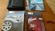 BMW 5 series, inc xdrive HANDBOOK OWNERS MANUAL WALLET 2006