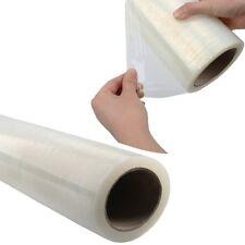 100M Waterproof Self Adhesive Carpet Plastic Rug Protection PE Film Dust Cover