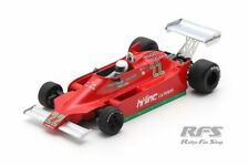 Ensign N179 Ford Patrick Gaillard Formel 1 British GP 1979 1:43 Spark 3959 NEU