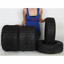 21x7-10, 20x11-10 Sedona Bazooka ATV UTV Front & Rear Tire Kit - 4 Tires
