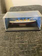 More details for gilbow #e10001 1/1750 scale die cast model of ocean liner rms titanic