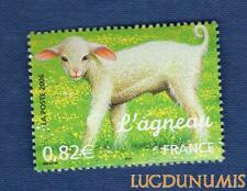 N°3900 - Série Faune L'Agneau TIMBRE NEUF FRANCE 2006