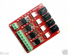 Four Channel 4 Route MOSFET Button IRF540 V2.0 MOSFET Switch Module For Arduino