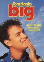 Big DVD (2003) Tom Hanks, Marshall (DIR) cert PG ***NEW*** Fast and FREE P & P