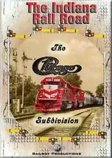 Indiana Rail Road BLURAY The Chicago Subdivision NEW