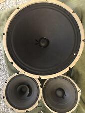 Hammond Organ E-133 three speaker set in great condition