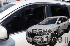 ClimAir derivabrisas atrás para renault koleos 5-puertas