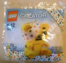 Collectable Lego Polybag - Pudsey Bear Children In Need 30029 - 2011 - BNIP
