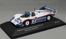 CMR Porsche 956K 3rd 1000km Brands Hatch 1983 Bell and Bellof SBC008 1/43 NEW