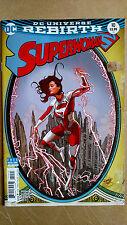 SUPERWOMAN #10 GUEDES VARIANT FIRST PRINT DC COMICS (2017) REBIRTH SUPERMAN