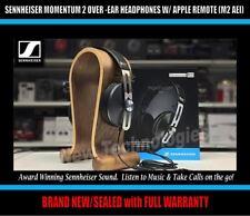 *SENNHEISER Momentum 2 Over-Ear Headphones w/Apple® iOS/iPhone Remote &Mic BLACK