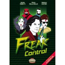 Savage Worlds - Freak Control Ambientazione in italiano GDR