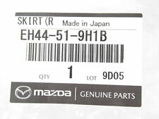 Genuine OEM Mazda EH44-51-9H1B Passenger Front Air Dam Skirt 2010-2012 CX-7