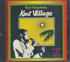 CD Eric Donaldson - Kent Village