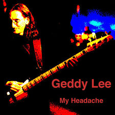 Geddy Lee - My Headache (The Solo Interview) [New CD]