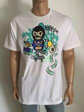 Tokidoki DGK TKDK Robber Men's T-Shirt Size L